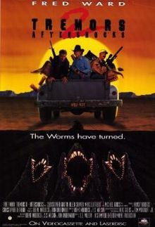 "is a 1996 direct-to-video Western sequel to Tremors, in which the character of Earl Bassett, returning from the first film, is hired to deal with a subterranean ""Graboid"" infestation at a Mexican oilfield. It was directed by S.S. Wilson, and stars Fred Ward, Christopher Gartin, Michael Gross and Helen Shaver. It was followed by a 2001 sequel, Tremors 3: Back to Perfection. It is the second film of the Tremors franchise."