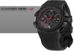 đánh giá chiếc đồng hồ Snyper One