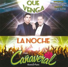 Grupo Canaveral De Humberto Pabon - Que Venga La Noche