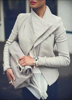 #street #style / all gray