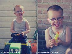 My sweet son!