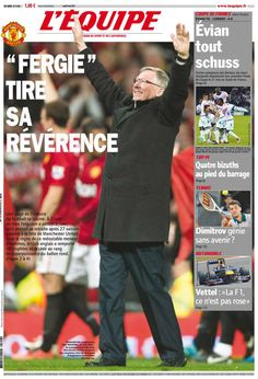 L'Équipe - Jeudi 9 Mai 2013 - N° 21481