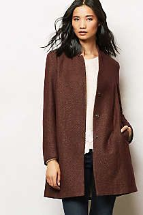 Anthropologie - Abril Wool Coat