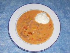 Gyros - Suppe - Rezept
