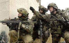 Polish Army | Poland Polish Army ranks land ground forces combat uniforms military ...