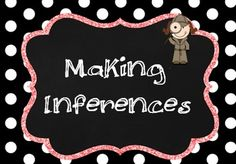 Help students make inferences with this fun activity! Place QR codes around the room where students will go and scan them. They will then record their inference in the chart worksheet that is included.  There are 20 QR codes that lead to 20 different pictures that students make inferences on.   There is a 2 page sheet where students record their answers. Answers may vary with each student but generally should be similar.