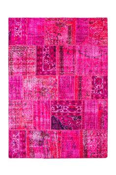 Handgefertigter Patchwork-Teppich Nazima, 170 x 240 cm | Westwing Home & Living