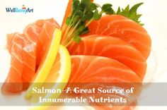 Nutrition Contents and Health - Salmon