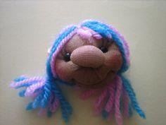 broche muñeca soft azul y rosa