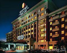 Qianmen Jianguo Hotel - Beijing - Booking - 175 Yong'an Road, Xuanwu District (北京市宣武区永安路175号) - eLong.com