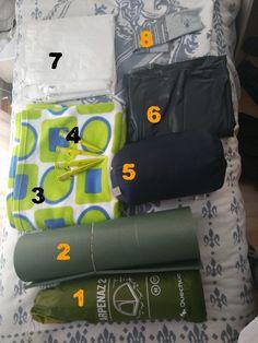 1-Rahat uyku için en az iki kişilik bir çadır (Başlangıç düzeyi için çok pahalı ürün almaya gerek yok)  2-Mat  3-Uyku tulumu içine polar battaniye 4-Işıklı çadır kazığı (Tamamen süs ve görsellik için tercih edilebilir)  5-Uyku tulumu (Kampın yapıldığı iklime uygun tercih etmek gerekir)  6-Şişme yatak (Konforlu uyku için kesinlikle tavsiye edilir)  7- Çadır altı örtüsü (Namı-ı diğer muşamba. Çadır taban ölçüsünden büyük olmamalı)  8-Şişme yastık (Minder olarak da kullanabilirsiniz)