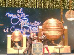 ¡Hoy es día de ilusión, magia y esperanza... y si cae aquí la Lotería de Navidad! ¡Mucha suerte! No te pierdas detalle de la Lotería de Navidad