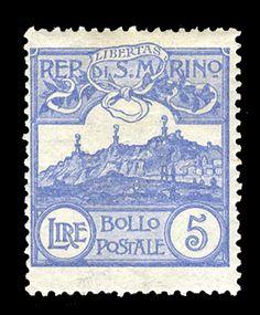 1903-25 San Marino