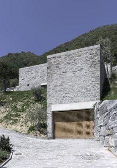 Nebau House, Brione / Wespi-de Meuron-Romeo, 2005