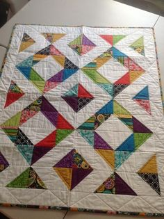 2nd Quilt | Craftsy