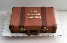 Cute idea! Going away cake!