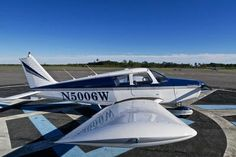 1961 Piper PA-28-160 Cherokee 160 for sale in (KLHZ) Louisbug, NC USA => www.AirplaneMart.com/aircraft-for-sale/Single-Engine-Piston/1961-Piper-PA-28-160-Cherokee-160/14822/