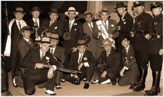 Walking tour details gangsters such as Al Capone and Bugsy Siegel and how the mob operated in Las Vegas Italian Gangster, Real Gangster, Mafia Gangster, Las Vegas, Pt Cruiser, Al Capone, Sin City, The Godfather, Science