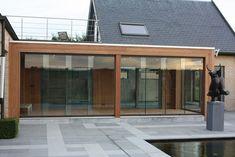 701 Gumax Glazen Schuifdeuren In Houten Aanbouw 2/www.tuinmaximaal.nl