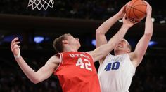 Utah knocks off No. 7 Duke in Big Apple