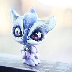 Alien Galaxy Beauty Piaslittlecustoms OC Littlest Pet Shop LPS ...