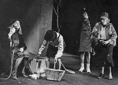 Resumen de los principios del teatro del absurdo, dentro de las tendencias del teatro del siglo XX