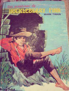 #HuckleberryFinn #MarkTwain #Twain #clasico #clasicos