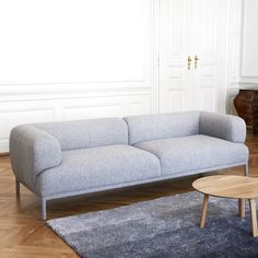 designdelicatessen - HAY - Bjørn Sofa - 3 seater - HAY furniture