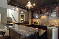 St. Louis Park New Construction - traditional - basement - minneapolis - Great Neighborhood Homes