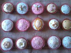 Mis Cupcakes Vintage de Limón.
