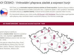 GO! Express & Logistics - Plzeň - Kurýrní služba v: Plzeň