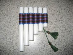 MyMusicalMagic: How to Make a Home-made Panpipe / Pan Flute