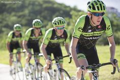 The big day is here, the unveiling of the new Cannondale-Garmin kit. Dan Martin gave it a good test at the teams training camp.