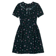 Scattered Sprigs Dress with Sequin Collar | Dresses | CathKidston