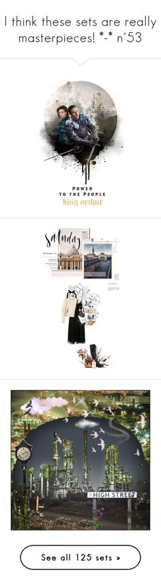 """""""I think these sets are really masterpieces! *-* n°53"""" by tempestaartica ❤ liked on Polyvore featuring art, gown, Horse, grass, fascinator, judymjohnson, crystal, bubble, balls and marble"""