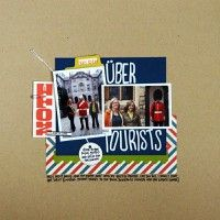 A Project by mlepea from our Scrapbooking Gallery originally submitted 07/24/12 at 10:35 AM
