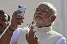 Indian PM Narendra Modi to meet Tim Cook as India's mobile phone sales outstrip China