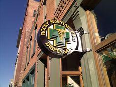 Rocky Mountain High Medical Marijuana Dispensary. Denver, Colorado