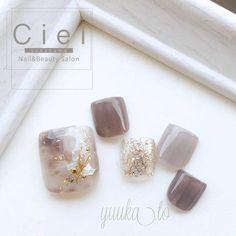 Cute Toe Nails, Toe Nail Art, Cute Acrylic Nails, Easy Nail Art, Classy Nails, Trendy Nails, Sophisticated Nails, Fingernails Painted, Kawaii Nails