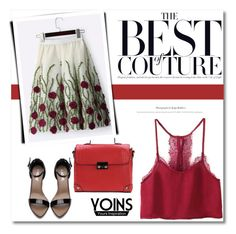 """""""YOINS 6/6"""" by tamsy13 ❤ liked on Polyvore featuring yoins, yoinscollection and loveyoins"""