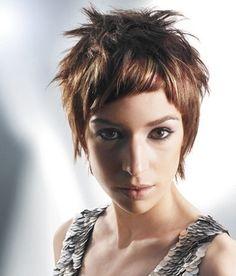 Hip & Trendy: 10 korte modellen voor dames met bruin haar! - Kapsels voor haar