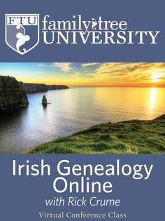 Irish Genealogy Online