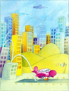 Irancartoon Web Gallery :: The Exhibition of Cartoon / Mordillo / Argentina :: 076_G