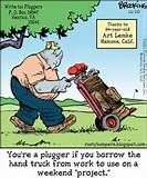 Pluggers (December 11, 2012) Comic Strip   ComicStripNation.com