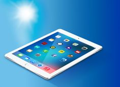 Ipad Air 2, Giveaway, Places, Lugares