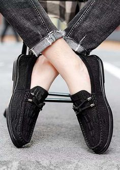 Black double tie croc pattern leather slip on shoe loafer Mens Slip On Loafers, Mens Slip On Shoes, Black Slip On Shoes, Leather Slip On Shoes, Loafers Men, Crocodile Skin, Shoe Shop, Loafer Shoes, Shoes Online
