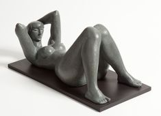 "Se encuentra en el hall del Hotel Estela de Sitges. Datos: ""Mujer estirada"", 1953 