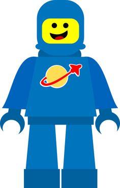 Benny         Lego Blog Hop