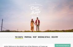 Wedding Website basics. YES! a must read!