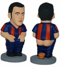 Sergio Busquets ściągnął spodnie i zrobił kupę • Zabawne obrazki w piłce nożnej • Busquets pokazał wszystkim tyłek • Wejdź i zobacz >>